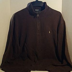 Polo Ralph Lauren Men's 1/4 Zip Pullover Size XXL
